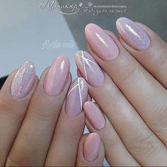 79 pretty mismatched nail art designs - nail art design ideas to try ,sparkling mix☄natural nails. mix and matched nail art ideas Blush Pink Nails, Cute Pink Nails, Purple Nail Art, Pretty Nails, Nail Pink, Short Nail Designs, Nail Art Designs, Remove Acrylic Nails, Nailart