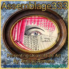 Original Eye Art by: Antonio Romano