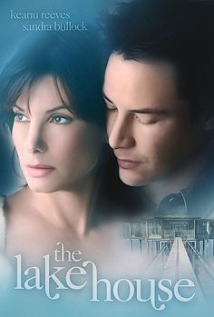 The Lake House -- Oh dear, I love this movie, eventhough it makes me cry. ...and Sandra and Keanu, just perfect.