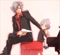 Gokudera and Piano~