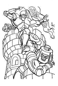 Aquaman coloring page 37  Aquaman coloring book  Pinterest