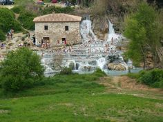 Thermal Baths / Hot Springs in Tuscany:all the best thermal locations of Tuscany