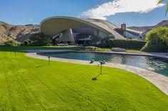 Photos: Bob Hope's Sweeping, Spectacular Palm Springs Home