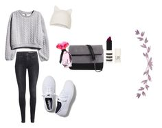 """no name"" by misell28 on Polyvore featuring H&M, Topshop, Keds, 7 Chi and GUESS"