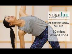 Vídeo: clase online de 30 mins para las vacaciones | YogaLan, urban yogi lifestyle blog