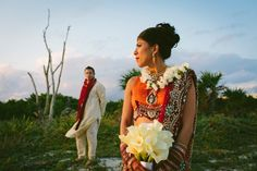 newly weds, #beach bride #destinationwedding