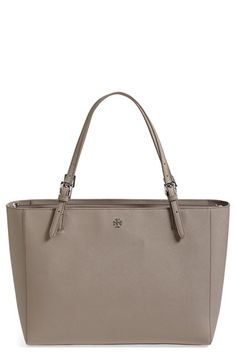 Tory Burch 'York' Buckle Tote available at #Nordstrom