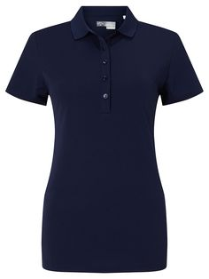 d4c751c733e Callaway Ladies Micro Hex Polo Shirt - GolfOnline