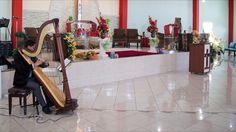 Musica de arpa en la boda