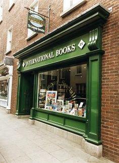 International Books. From 28 Best Bookshops in Dublin