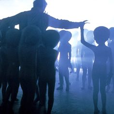 "From ""Close Encounters of the Third Kind"" ~ Steven Spielberg, 1977."