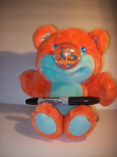 playskool Nosy bear by Vintagetoyfun on Etsy, $30.00
