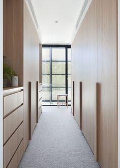 Gordon House by Austin Design Associates - Australian Interior Design Awards Minimalism Interior, Interior, Bedroom Wardrobe, Wardrobe Design, Bedroom Design, Joinery Design, Modern Bedroom, Australian Interior Design, Interior Design Bedroom