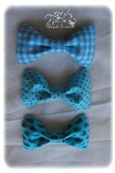 Des petits noeuds papillons Couture, Crochet, Blog, Fashion, Cross Stitch, Moda, Fashion Styles, Ganchillo, Blogging