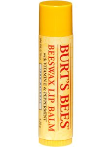 lots of your favorite chapstick
