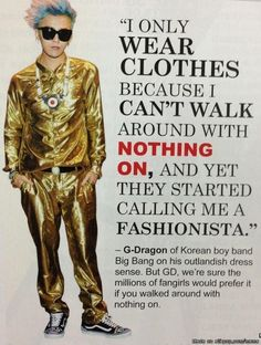 """They calling me a Fashionista"" 