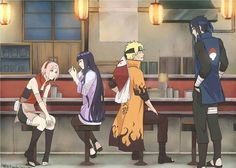 I love this :) I don't care what others say, I'm shipping Narusaku!!!
