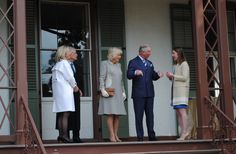 What's more fun than visiting historic sites? Visiting them with the British Royal Family, of course. As part of their four-day tour of the United States, Prince Charles and Duchess Camilla visited President Lincoln's Cottage, a National Trust Historic Site, on Thursday morning. #RoyalVisitUSA #LincolnsCottage #PrinceCharles #DC #preservation