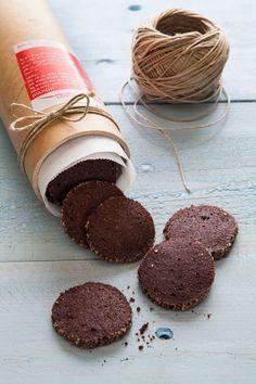 עוגיות שוקולד בניחוח וניל  - עוגיות חמאה יפהפיות בהמון טעמים: משוקולד או שקדים עד קוקוס או פיסטוקים