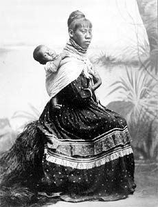 Black Indians | Black Seminole Woman)