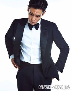 "More T.O.P. for ""Cosmopolitan China"" [PHOTO] - bigbangupdates"
