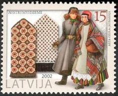 Eastern Vidzeme mittens and winter costumes, Latvia