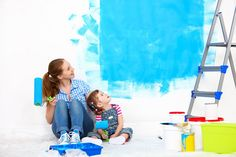 Planning to paint your kids' bedroom? Here's a few tips and general ideas on how to decorate your child's bedroom and make it a great space for them.