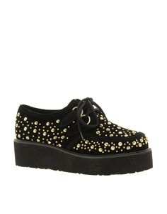 id like a pair of creepers just for fun - Asos