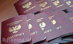 Чем Украине грозит признание в России документов ДНР и ЛНР