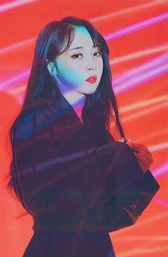 Mamamoo Moonbyul, Aesthetic Art, Kpop Groups, Girl Crushes, Kpop Girls, Retro, Idol, Song Reviews, Fan Art