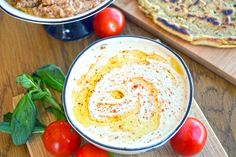 Creamy, spicy and decadent, the perfect greek-style dip or spread. Invite your friends around and impress them with this addition to your mezze spread! My Best Recipe, Party Dip Recipes, Appetizers For Party, Greek Appetizers, Parties Food, Greek Recipes, Real Food Recipes, Feta Dip