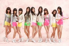 girls generation members wallpaper | SNSD (Girls Generation) | Amped Asia