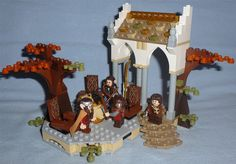 Lego Lord of the Rings 79006 - The Council of Elrond