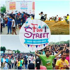 "#FunStreet2016 #CelebrateTogether✌🏻️ 💃🏻⚽️🏀🏈⚾️🎾🏐🏉🎱🏏🏓🏸⛸🏂🎼🎻🎺🎹🎮🏃🏽👍🏻✌🏻️😎😆😬😀😝😜✅ #EnjoyFunTogether #3rdJuly2016 #SundayRockz #AkotaBridge #Vadodara #Baroda #ProudBarodian #VMC #SmartCity #FunStreet :)  Organized by - @VadodaraMunicipalCorporation ____________________  💻👇🏻 #YouthBarodian #BarodaGoogle #VadodaraMirror  📱👇🏻 For Updates Say ""HelloBarodian"" On WhatsApp | Hike 7046222217 ✅  Forward to your all friends  !! Like & Share 👍🏻✅✌🏻😀"