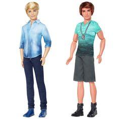"""Barbie Ken Fashionistas Toy Doll 30cm/12"""" Ryan Or Ken Dress Up Boy Dolls Age 3+   eBay"""