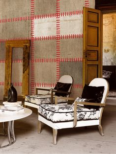 More beautifully unique wall coverings by Wall & Decò