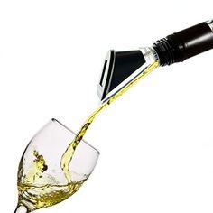 KooPower® 3-en-1 Super Aérateur de vin Decanter Filtre Bouchon de bouteille de vin Thermomètre Surprenant Esthétique et pratique pour Bouteille de Vin/Champagne/Bière/Sparking/Vin blanc/Vin rouge KooPower http://www.amazon.fr/dp/B00MGJI3TI/ref=cm_sw_r_pi_dp_IuVovb140XETE
