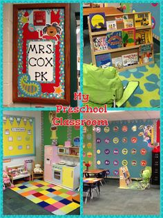 My preschool classroom :)