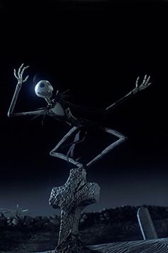 The Nightmare Before Christmas- Jack Skellington