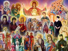 Άγιοι Προστάτες και Ιατροί Ασθενειών!