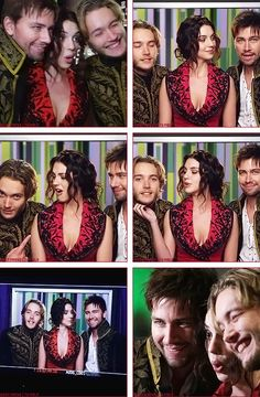 BHS with Toby Regbo, Adelaide Kane and Torrance Coombs ~ Reign