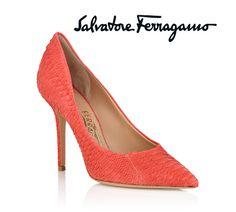 SALVATORE FERRAGAMO Salones en ayers Lava Colección Primavera/Verano 2013