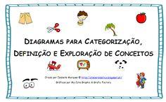 Diagramas para Categorização, Definição e Exploração de Conceitos  http://www.facebook.com/atelierdidatico/photos/pb.122660724539774.-2207520000.1393455615./218634388275740/?type=3&theater