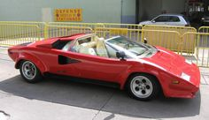 I would just love this - Countach LP400 Spider - Page 1 - Supercar General - PistonHeads