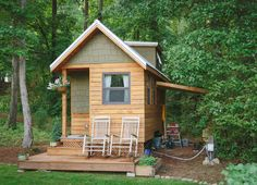 Bigger isn't always better. For proof, look no further than these 23 tiny homes, situated all around the country, that serve as evidence that sometimes the most memorable—and comfortable—accommodations come in pint-size packages.
