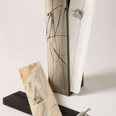 Kalligrafie . Birgit Nass - HIER UND JETZT