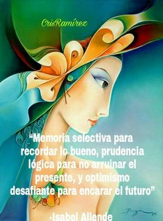 Memoria, prudencia y optimismo!!! Necesario!!!