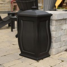 Wonderful Decorative Outdoor Trash Can   Google Search