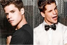 They played Tom and Lynette Scavos twin sons on Desperate Housewives and now they are playing twin werewolves on Teen Wolf. As you can see, Max and Charlie Carver have certainly grown up! Teen Wolf Twins, Teen Wolf Mtv, Teen Wolf Cast, Carver Twins, Max Carver, Sterek, Max And Charlie Carver, Bae, New Star