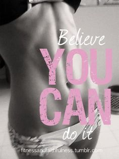 Belief in healing is a key factor. If you believe you can...you can and will.